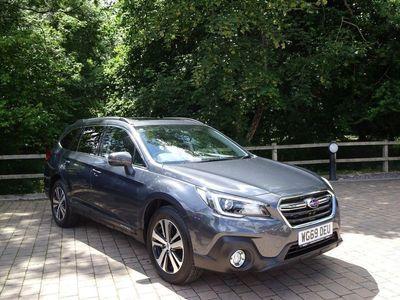 used Subaru Outback 2.5i SE Premium 5dr Lineartronic AWD