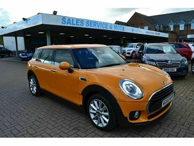 used Mini Cooper D Clubman 2.0 4dr