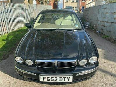used Jaguar X-type Saloon 2.0 V6 4d