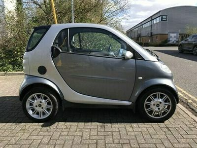 used Smart ForTwo Coupé - and passion 2dr Auto
