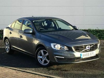 used Volvo S60 D3 [150] Business Edition 4dr Saloon 2.0