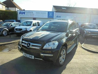 used Mercedes GL350 GL Class 3.0CDI BlueEFFICIENCY 5dr