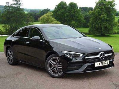used Mercedes CLA250e CLA 1.3AMG Line Premium Plus Coupe 4d