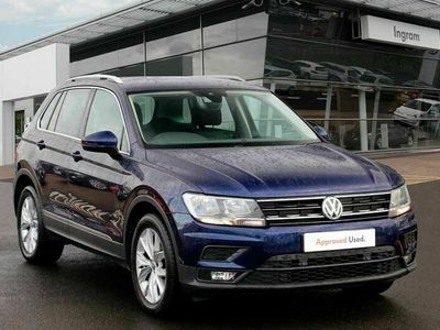 used VW Tiguan 1.4 TSI 150PS 2WD SE 5Dr