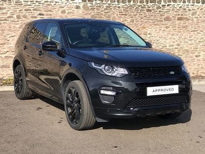 used Land Rover Discovery Sport 2.0 TD4 (180hp) HSE Dynamic Lux 5dr