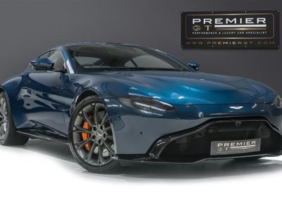 used Aston Martin V8 VANTAGE 4.0SPORTS PLUS PACK COMFORT PACK TECH PACK ONE OWNER FROM NEW