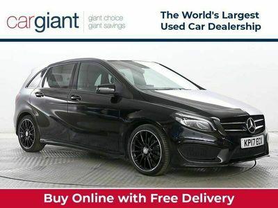 used Mercedes B180 1.5 d AMG Line Premium