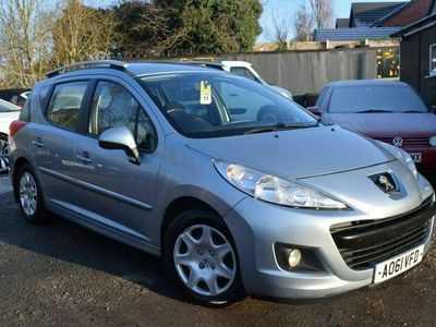 used Peugeot 207 Outdoor DIESEL SW ESTATE 1.6 HDi 110 5dr DRIVES FINE - FEW BODY MARKS