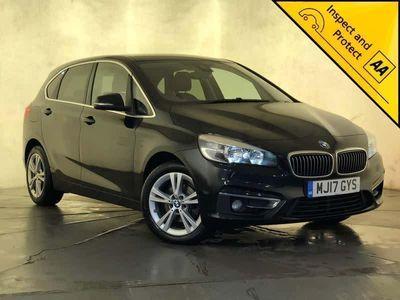 used BMW 216 2 SERIES d Luxury 5dr [Nav] Step Auto
