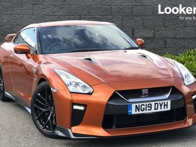 used Nissan GT-R 3.8 Recaro 2Dr Auto coupe