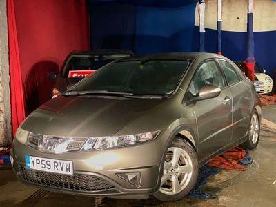 used Honda Civic 2.2 i-CTDi SE Hatchback 5dr Diesel Manual (134 g/km, 138 bhp)