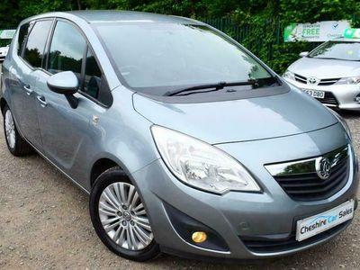 used Vauxhall Meriva 1.2 EXCITE CDTI 5d 74 BHP