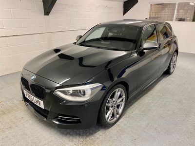 used BMW M135 1 Series 3.0 i Sports Hatch Sport Auto 5dr