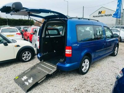 used VW Caddy Maxi 1.6 TDI 5-Door