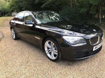used BMW 730 7 Series 3.0 d M Sport (s/s) 4dr