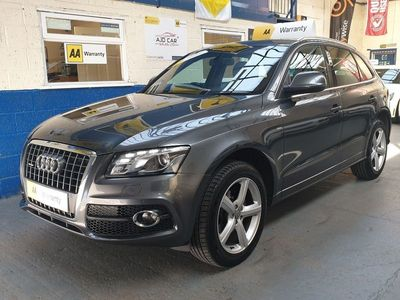 used Audi Q5 TDI QUATTRO DPF S LINE *APPLY FOR FINANCE ON OUR WEBSITE* 2.0 5dr