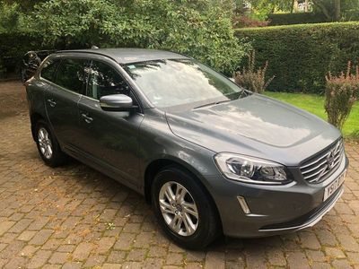 used Volvo XC60 2.0 D4 SE Nav Geartronic (s/s) 5dr