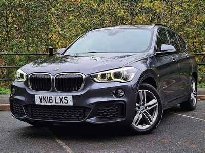 used BMW X1 2.0 20d M Sport Auto xDrive (s/s) 5dr