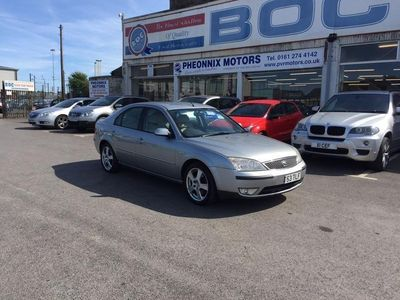 used Ford Mondeo 2.0 Zetec 5dr
