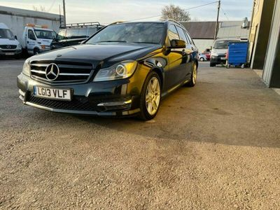 used Mercedes C350 C Class 3.0CDI AMG Sport 7G-Tronic Plus 5dr (Map Pilot)