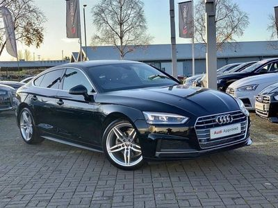 used Audi A5 35 Tfsi S Line 5Dr S Tronic