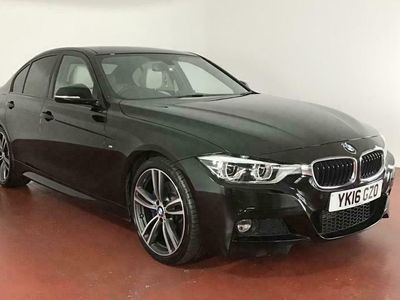 used BMW 318 3 Series d M Sport 4dr Step Auto 2.0