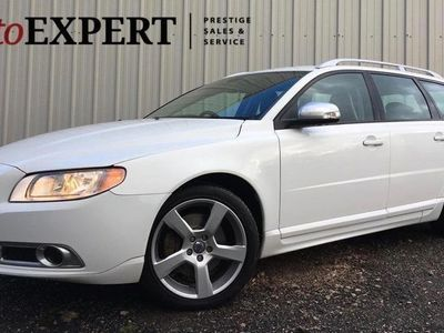 used Volvo V70 D5 205 Geartronic Auto R Design SE 5-Door