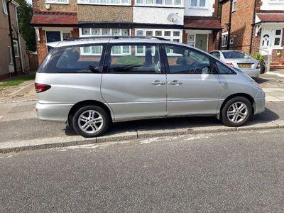 used Toyota Previa 2.4 VVT-i T3 5dr (7 Seats)