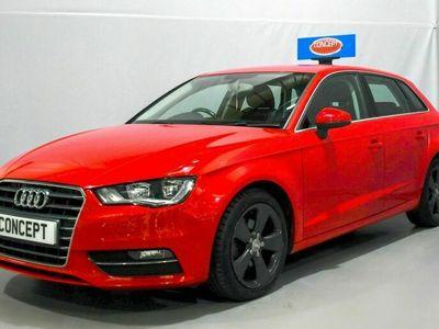used Audi A3 2.0 TDI SPORT 5d 148 BHP