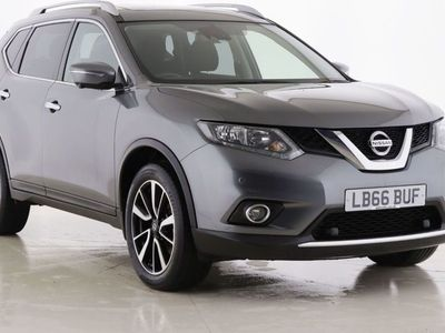 used Nissan X-Trail 1.6 Dci N-Tec 5Dr Xtronic [7 Seat]