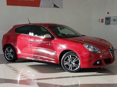 used Alfa Romeo Giulietta Hatchback 1.4 TB MultiAir Exclusive 5dr
