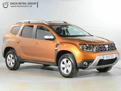 used Dacia Duster 1.0 TCe 100 Comfort 5dr
