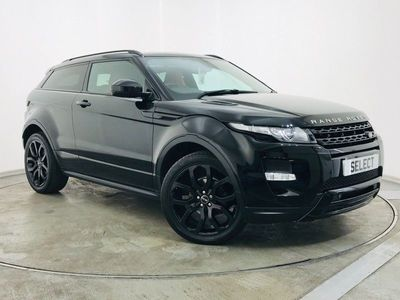 used Land Rover Range Rover evoque 2.2 Sd4 Dynamic 3Dr