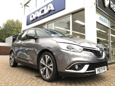 used Renault Scénic 1.6 dCi Dynamique S Nav 5dr
