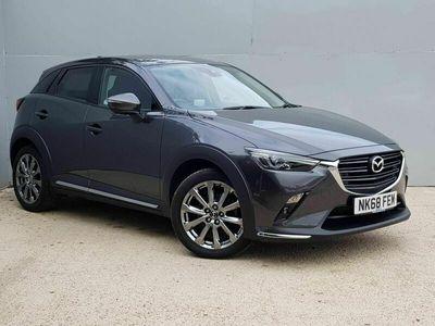 used Mazda CX-3 2.0 SKYACTIV-G Sport Nav+ (s/s) 5dr
