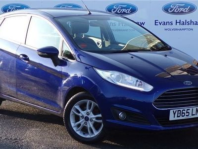 used Ford Fiesta 1.25 82 Zetec 5dr