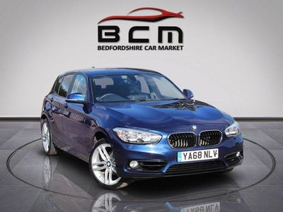 used BMW 118 1 Series 2.0 d Sport Sports Hatch Auto (s/s) 5dr