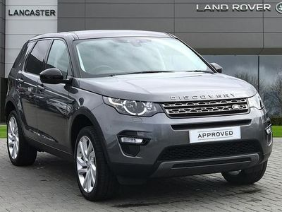 used Land Rover Discovery Sport 2017 Reading 2.0 TD4 (180hp) SE Tech