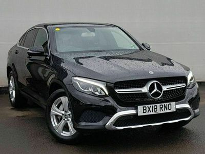 used Mercedes 220 Glc Coupe GLC4Matic Sport 5dr 9G-Tronic 2.2