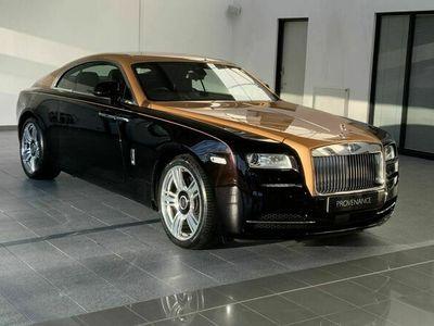 used Rolls Royce Wraith 2dr Auto