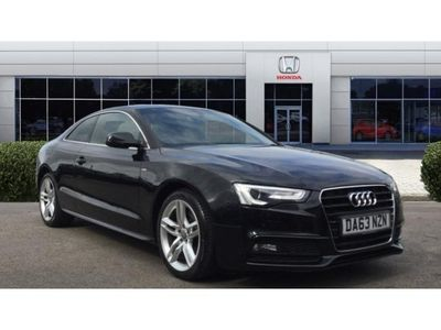 used Audi A5 2.0 TDI 177 S Line 2dr [Nav] Diesel Coupe