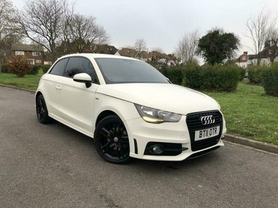 used Audi A1 1.4 TFSI S Line 3dr S Tronic