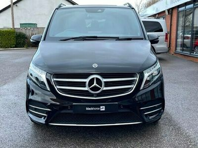 used Mercedes V250 V-Class Estated AMG Line 7G-Tronic Plus auto 5d