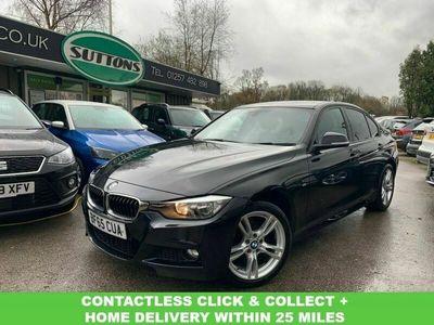 used BMW 320 3 SERIES 2.0 D XDRIVE M SPORT 4d 181 BHP