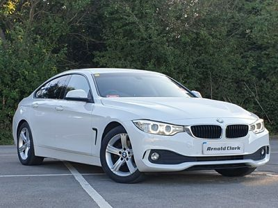 used BMW 420 4 Series d [190] SE 5dr Auto [Business Media]