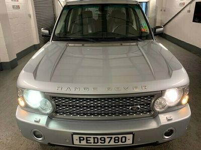 used Land Rover Range Rover LHD Left Hand Drive 3.6 TDV8 Vogue HSE Auto 4-Door