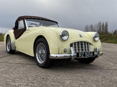 used Triumph TR3 TR3