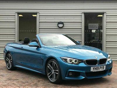 used BMW 440 4 SERIES i M Sport 2dr Auto [Professional Media] 3.0