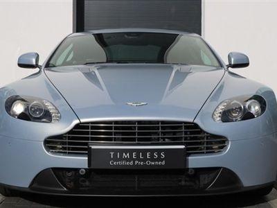 used Aston Martin Vantage 2dr Sportshift (420) Coupe 2014