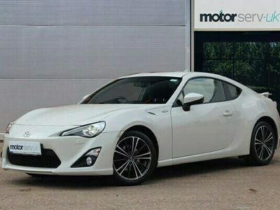 used Toyota GT86 2.0 D-4S 2d 197 BHP